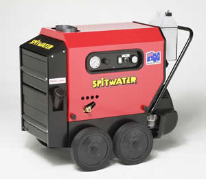 Pressure Washer Hot/Cold Water Commercial Electric