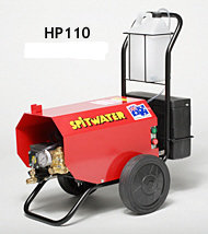 Pressure Washer Cold Water Industrial Electric