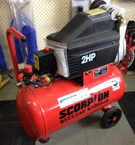 Air Compressor Direct Drive 2Hp