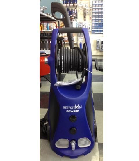 Pressure Washer Scorpion 490