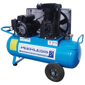 Air Compressor Electric P14 Belt Drive