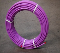 Pex Pipe Lilac 16mmx50mt Recycled Water