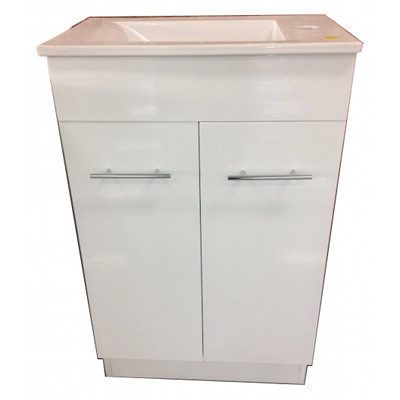 Vanity Unit Slimline 550mm