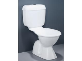 Topaz Toilet Suite P