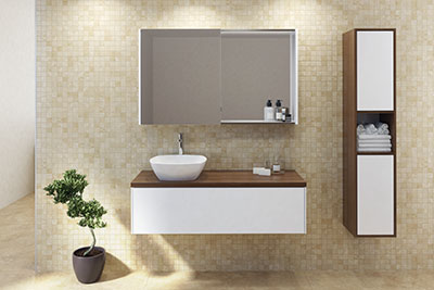 Timberline Andersen Vanity 1200mm AND12SW   SU12   HB15W