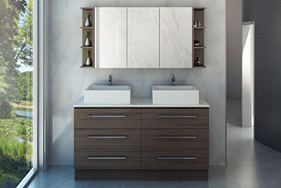 Timberline Ashton Vanity 1500mm A152SF   SB15