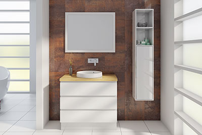 Timberline Ashton Vanity 900mm A90SF